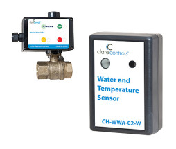 Sensors and Water Detection