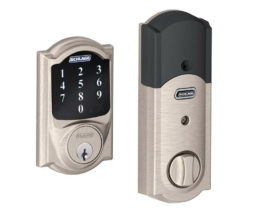 Schlage BE468 Satin Nickel