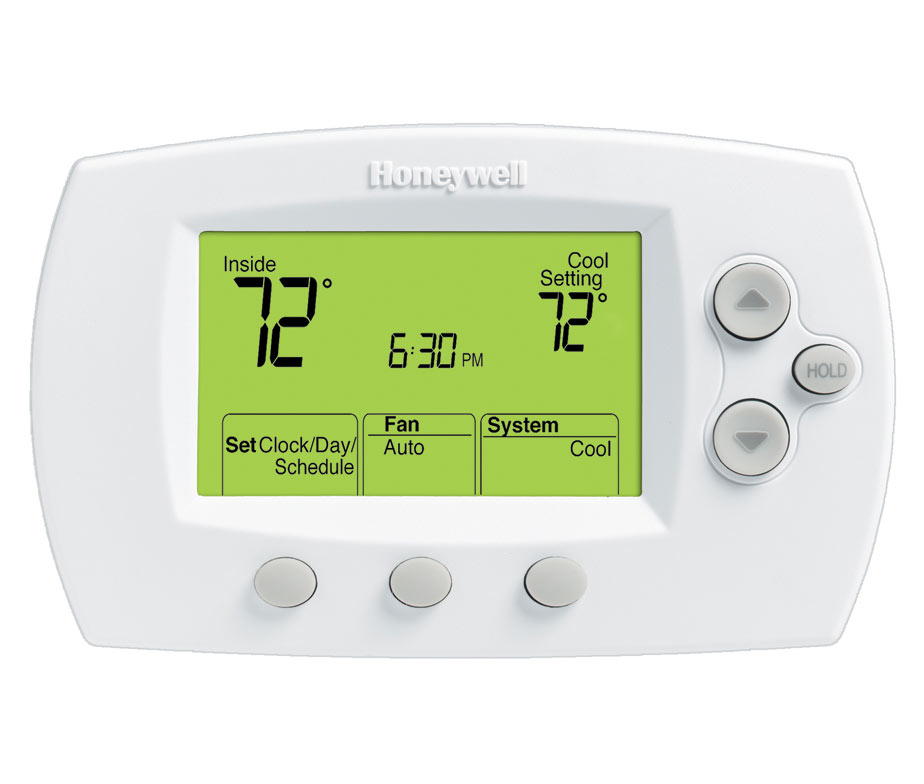 honeywell focuspro 6000 wifi thermostat. Black Bedroom Furniture Sets. Home Design Ideas