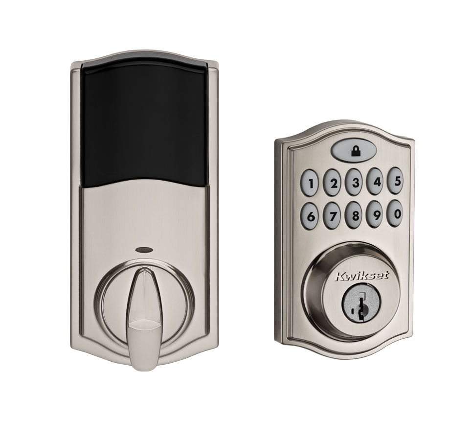 Kwikset Automated Doorlocks
