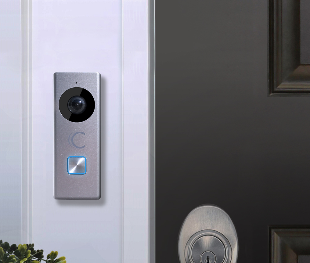 Clare Video Doorbell With Two Way Communication