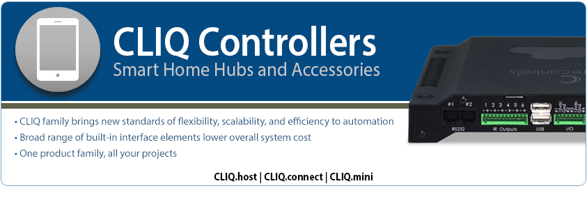 Controllers Header Image