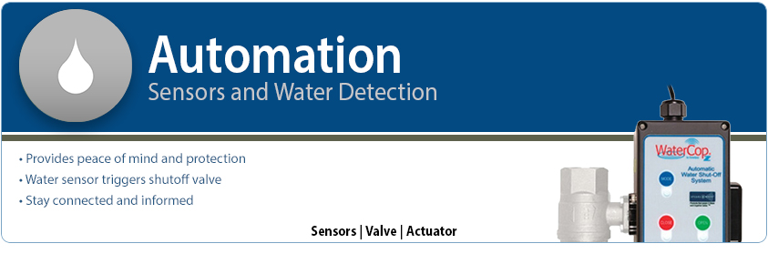 Water Detection and Control Products