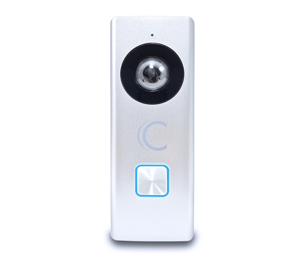 Clare Video Doorbell With Two Way Communication Time Integrated Electronic Without Audio Transformer
